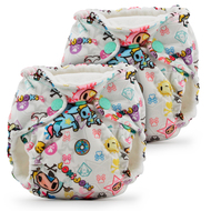 Lil Joey Newborn All-in-One Nappies