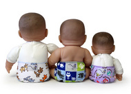 Rumparooz Dolls Nappies