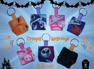 Cloth Nappy Keyrings