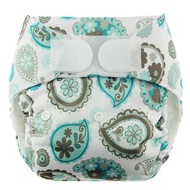 Blueberry Onesize Deluxe Pocket Nappies