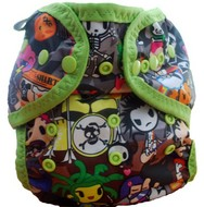 40% OFF! Guerilla Fluff Nappy Wraps
