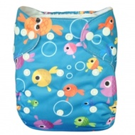 Alva Baby Onesize Pocket Nappies