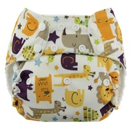 Blueberry Onesize Deluxe Nappies