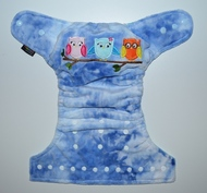 Poshbugs Onesize Nappies