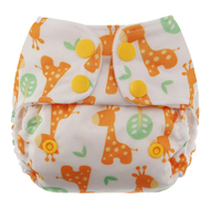 Blueberry Mini Deluxe Newborn Pocket Nappies