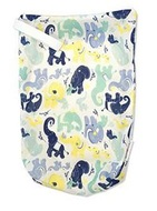NEW! Applecheeks Zippered Storage Sacs