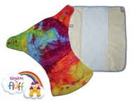 NEW! Snuggleblanks Superwetter Fitted Nappies