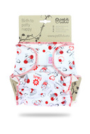 Petit Lulu Onesize Fitted Nappy