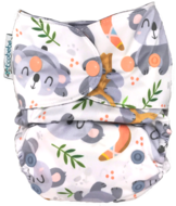 NEW! Ecobebe All-in-two Nappy