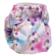 Smart Bottoms Onesize AIO Nappies