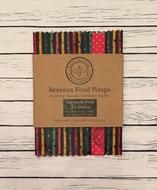 Queen Bee Beeswax Food Wraps
