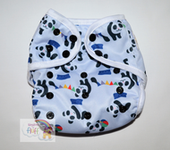 NEW! Happy Flute Onesize Nappy Wraps