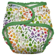 Best Bottom Heavy Wetter All-in-one Nappy
