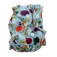 NEW! Applecheeks Onesize All-in-one Nappies