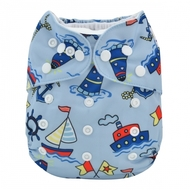 NEW! Alva Baby Onesize All-in-one Nappies