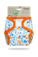 NEW! Petit Lulu All-in-one Pocket Nappies