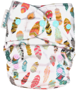 Ecobebe Onesize All-in-two Nappy