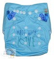 NEW! Alva Baby Onesize Nappy: Made with Love