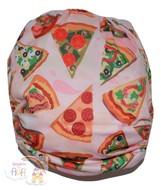 NEW! Alva Baby Onesize Nappy: Pizza Love