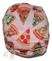 NEW! Alva Baby Onesize Nappy: Pizza Love