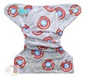 NEW! Alva Baby Onesize Nappy Wrap: Hero