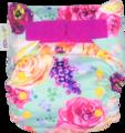 NEW! Ecopipo Onesize Pocket Nappy V2: Vintage Flowers