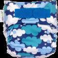 NEW! Ecopipo Onesize Pocket Nappy V2: Clouds