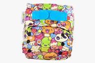 NEW! Ecopipo Onesize Pocket Nappy V2: Kawaii