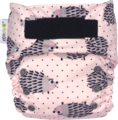 NEW! Ecopipo Onesize Pocket Nappy V2: Hedgehogs