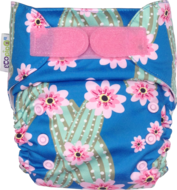 NEW! Ecopipo Onesize Pocket Nappy V2: Cactus
