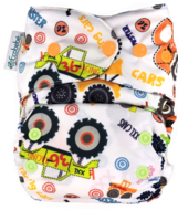 NEW! Ecobebe Onesize AI2: Monster Trucks