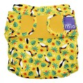 NEW! Bambino Miosoft Nappy Wrap: Tropical Toucan