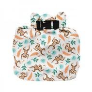 Bambino Mio Wet Nappy Bag: Spider Monkey