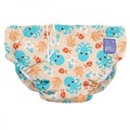 NEW! Bambino Mio Swim Nappy: Blue Squid