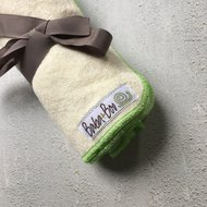 NEW! Baba+Boo Reusable Bamboo Wipes 5pk