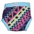 Pumpkin Pants Fleece Soaker - Retro Pink