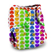 NEW! Buttons Onesize Wrap: Brite