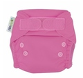 Ecopipo Newborn Pocket Nappy: Raspberry