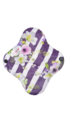 NEW! Lubella by Ecopipo Sanitary Pad: Lillies