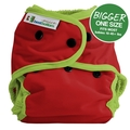 Best Bottoms Bigger Nappy Shell: Watermelon