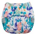 NEW! Blueberry Capri Nappy Wrap: Coral Reef