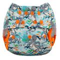 NEW! Blueberry Capri Nappy Wrap: Octopus