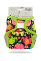 NEW! Petit Lulu Maxi XL Nappy Wrap: Pink Elephants