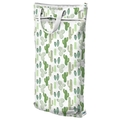 NEW! Planetwise Wet/Dry Hanging Bag: Prickly Cactus
