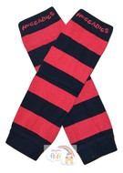 Huggalugs Red/black Stripe