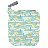 NEW! Bumgenius Weekender Wet Bag: My Sun