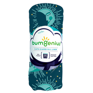 NEW! Bumgenius Pail Liner: My Moon