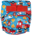 NEW! Ecopipo Onesize Pocket Nappy V2: Firefighters