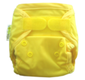 NEW! Ecopipo Newborn Nappy Wrap: Yellow