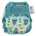 NEW! Close Parent Newborn Nappy: Rockets